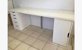 grand bureau ikea grand bureau ikea annonce meubles et décoration jean