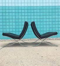 Barcelona Chairs For Sale Knoll Barcelona Chair Ebay