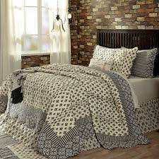 Quilted Cotton Coverlet 100 Cotton Quilts Bedspreads And Coverlets Ebay