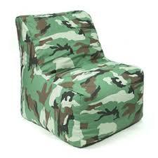 denim bean bag chairs you u0027ll love wayfair
