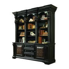 Hooker Bookcases Bookcase Glass Door Houzz