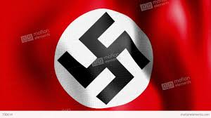 Flag Graphics 10675 Waving Swastika Flag Video Hintergrund 790614