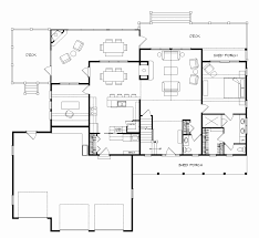 ranch floor plans with walkout basement hillside walkout basement house plans beautiful walkout basement