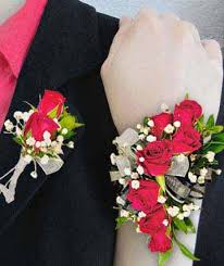 white corsages for prom corsages boutonnieres wrist corsages poway ca gardens