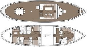luxury yacht floor plans m s astarte psaros motorsailer istion luxury yachts