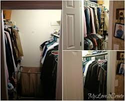 hometalk how to build bedroom storage towers master closet makeover on a tight budget hometalk