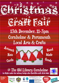 christmas craft fair u2013 the old library