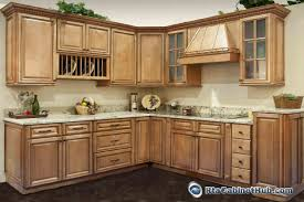 Maple Cabinets With Mocha Glaze Savannah Maple Rta Cabinet Hub York Ave