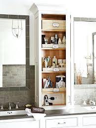 Best Bathroom Storage Ideas Countertop Shelves Bathroom Best Bathroom Counter Storage Ideas