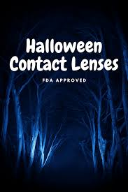 fda approved halloween contact lenses aclenshalloween brandy