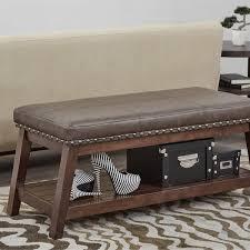 ottomans u0026 benches costco
