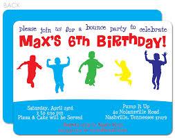 Sport Invitation Card Boy Birthday Invitations Plumegiant Com