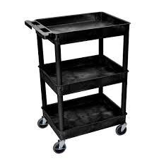 garage utility cart portable shelving unit shelves storage kitchen