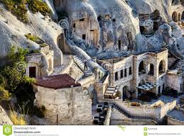 goreme city in cappadocia editorial image image 94645085