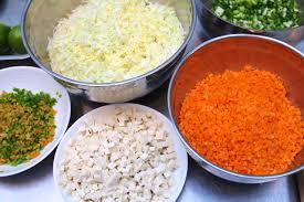 cuisiner des nems la recette des nems thaïlandais version cyril lignac so many