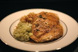 Chicken Breast Recipes For A Dinner Party - sauteed chicken with tarragon tiny test kitchen