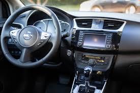 nissan sentra interior 2016 nissan sentra sl interior center stack motor trend