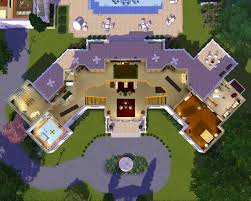 floor plans of mansions sims house plans mansion floor building plans online 59318