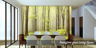 wallpaper home interior wall murals wallpaper murals for your home deco the wow wall