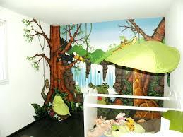deco chambre jungle theme deco chambre decoration chambre theme nature visuel 6 a idee