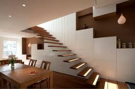 treppen selbst bauen freitragende treppe coole ideen archzine net