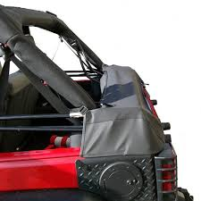 how to store jeep wrangler top all things jeep top storage boot for jeep wrangler jk 4