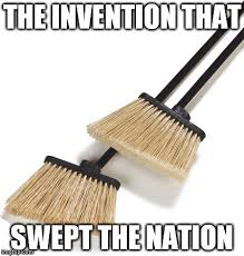 Broom Meme - broom pun imgflip