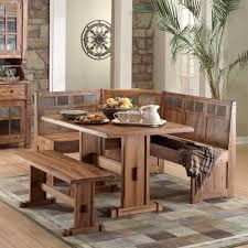 kitchen classy corner nook bench with storage diy kitchen design