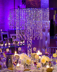 Chandelier Centerpieces Chandelier Centerpiece Or Use Foamcore Or Mirror On Top And Hang