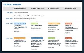 conference schedule layout google search layout pinterest