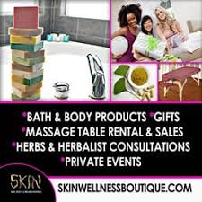 Massage Table Rental by Skin Wellness Boutique Skin Care 4305 Old Monroe Rd Indian