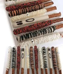 wholesale pretzel rods chocolate covered company mummy chocolate covered