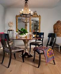 alternative dining room ideas boho style dining room a real hit this summer