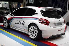 peugeot 1008 used peugeot releases 208 type r5 to spearhead rally campaign wemotor com
