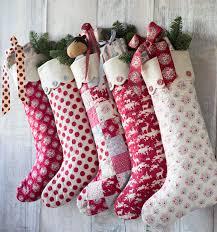 Stocking Designs by Cosy Christmas Stockings Tildas World