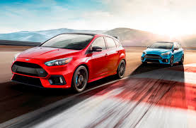 2018 ford focus rs limited edition changes specs price cars