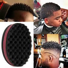 hair twist sponge new styling double wave magic hair twist sponge dreads twisting