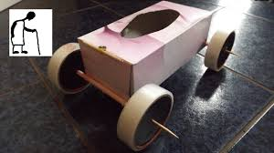 tissue box rubber band powered car youtube