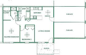 Granite Property Management Co Floor Plans With Garage