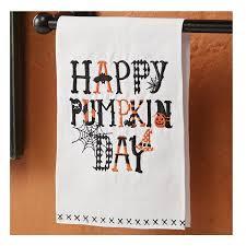 happy halloween white background halloween kitchen towels halloween wikii