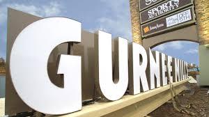 Gurnee Mills Map Gurnee Mills Mall U2013 Jones Sign Company