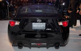 2013 scion fr s first look motor trend