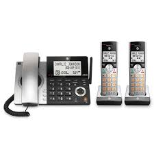 telephone bureau telephone wireless vtech ans devi 44865 00 cl84207 fournitures
