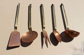 ustensile de cuisine en cuivre achetez 5 ustensiles de occasion annonce vente à nizier de