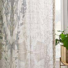Curtains Set Set Of 2 Curtains West Elm