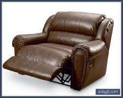 modern interior leather recliner chair and a half furniture sdsgfj