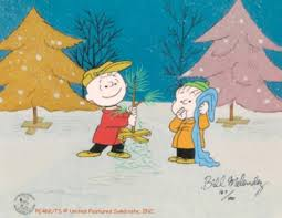 linus christmas tree tree lot sold out peanuts at choice collectibles animation