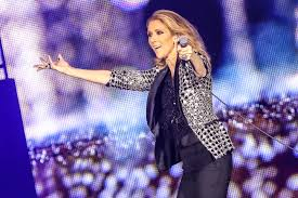selin dion celine dion has only love for a fan who rushed her onstage time