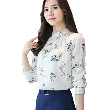 womens blouses for work style shirt formal work blouse floral