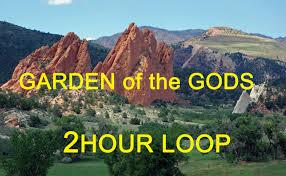 Map Of Colorado Springs Co by Colorado Springs Trail Guide Garden Of The Gods Loop U0026 Trailhead
